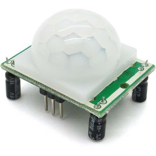 Hc  Ir    Pyroelectric Infrared    Motion Sensor