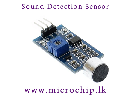 Sound Detection Sensor Module Sound Sensor For Arduino