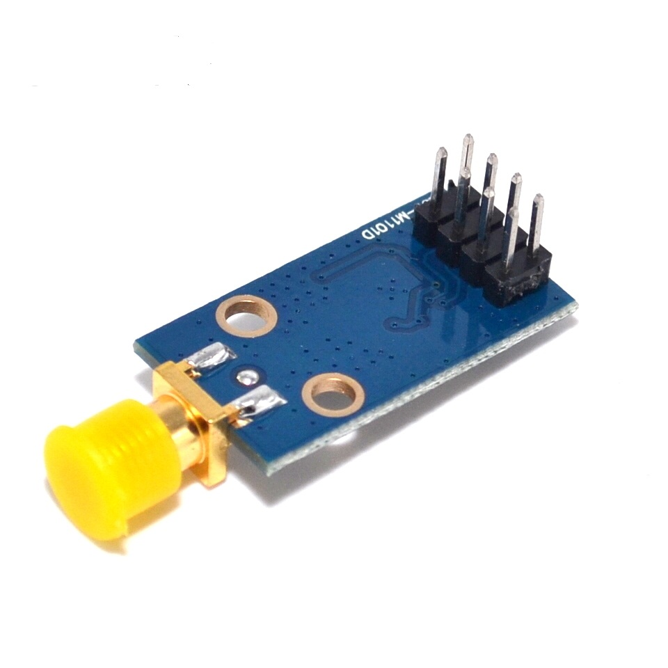Industrial-grade CC1101 / wireless module / 433M / digital transmission /  transceiver / class NRF905 / SI4432 / SMA interface