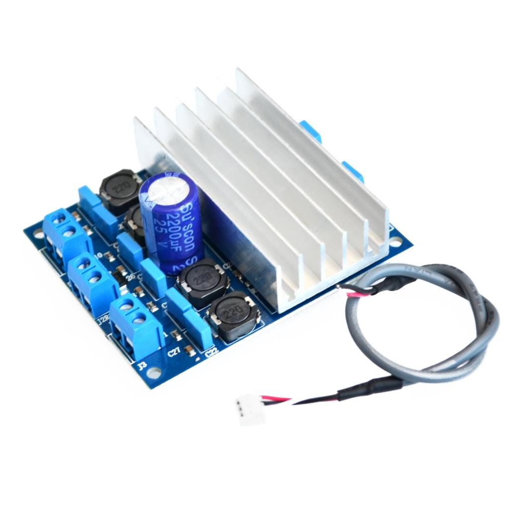 TDA7492 high powe Digital Amplifier Board 50W * 2/100W can Parallel Bridge  drop